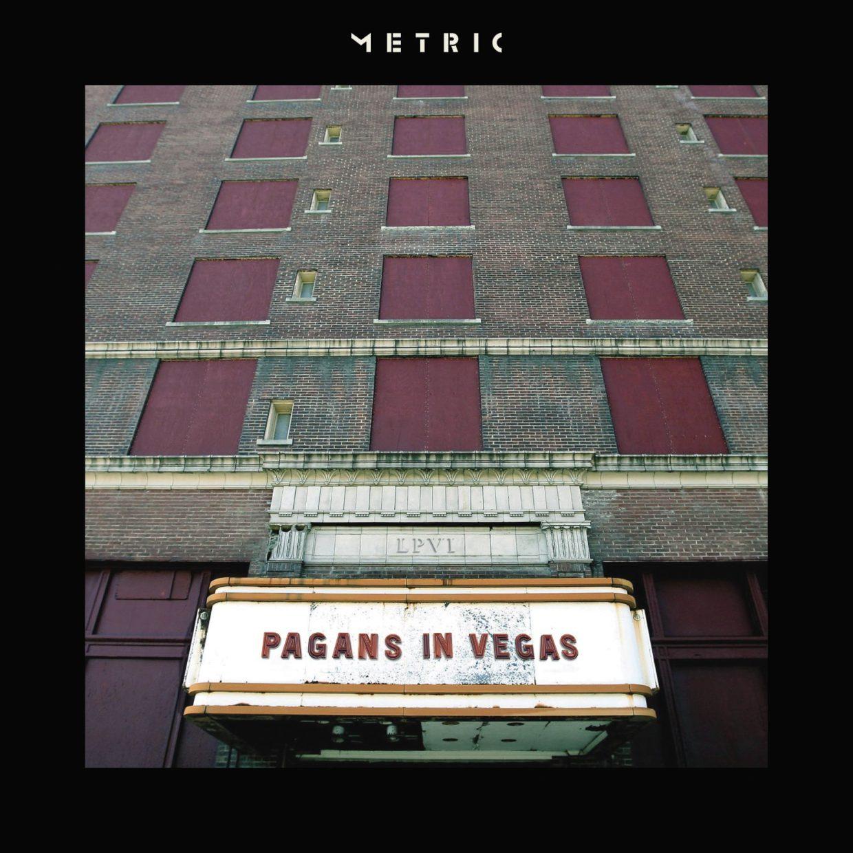 Metric Pagans in Vegas album cover