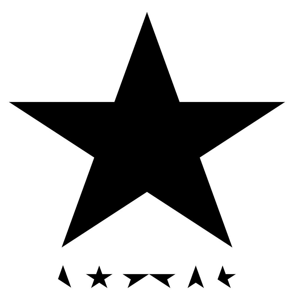 david bowie blackstar album cover