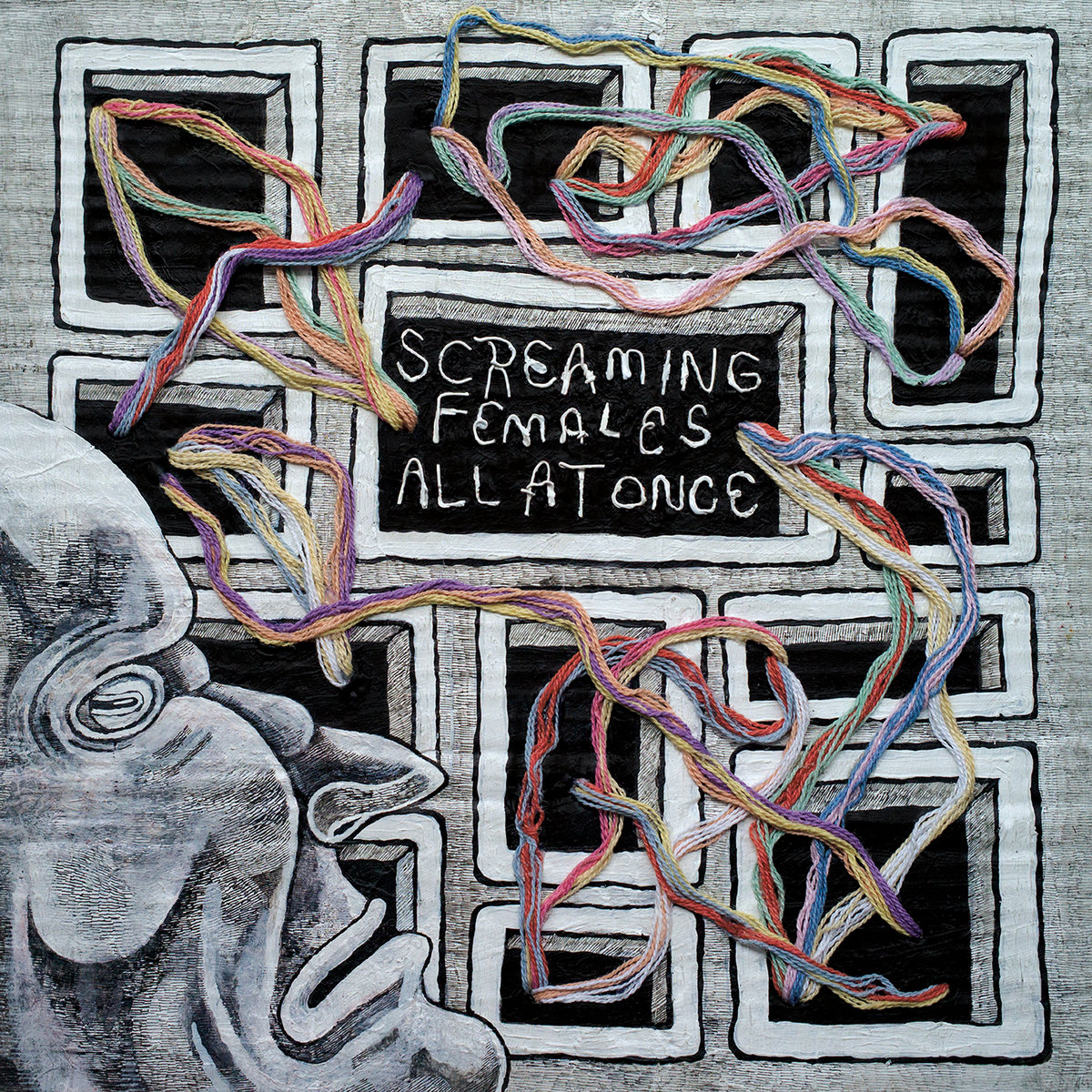 screaming females all at once album review