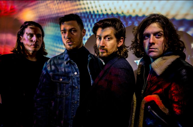 arctic monkeys photo 2018