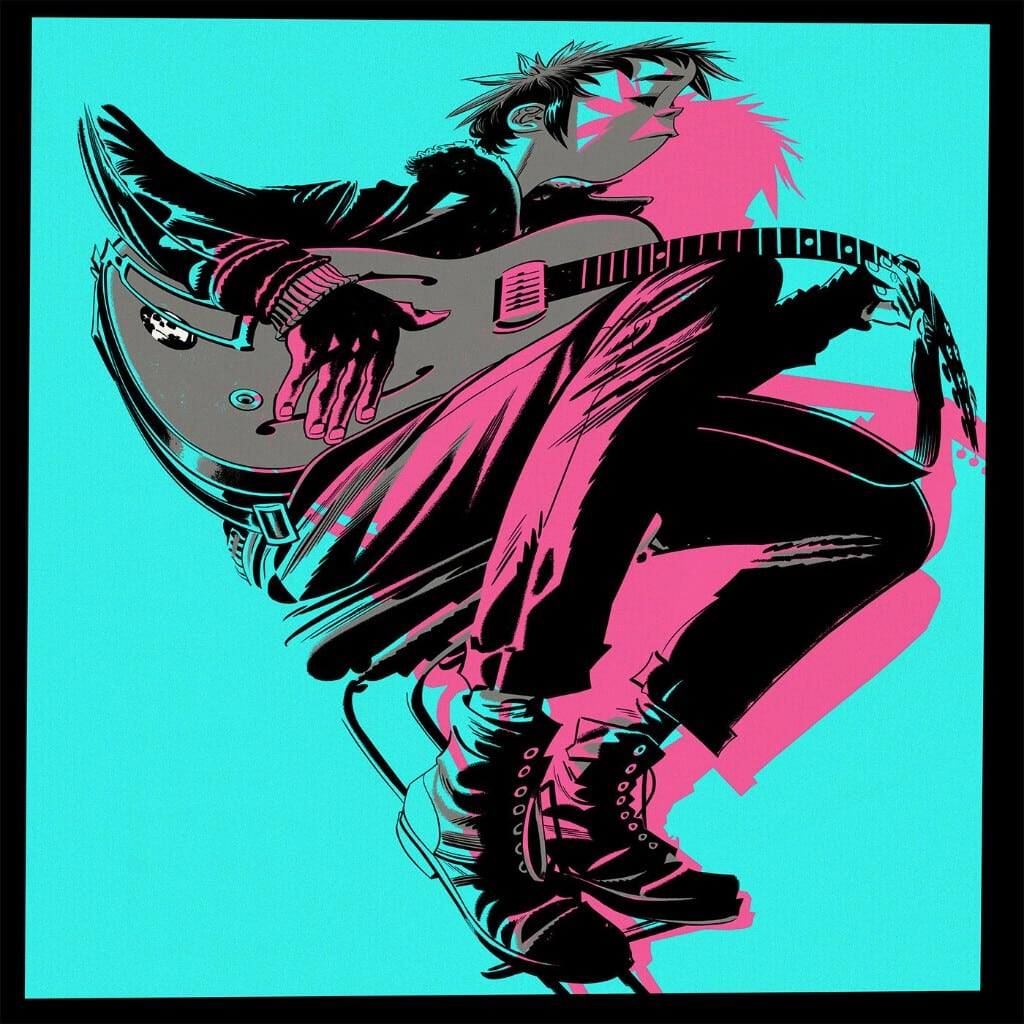 gorillaz the now now review рецензия