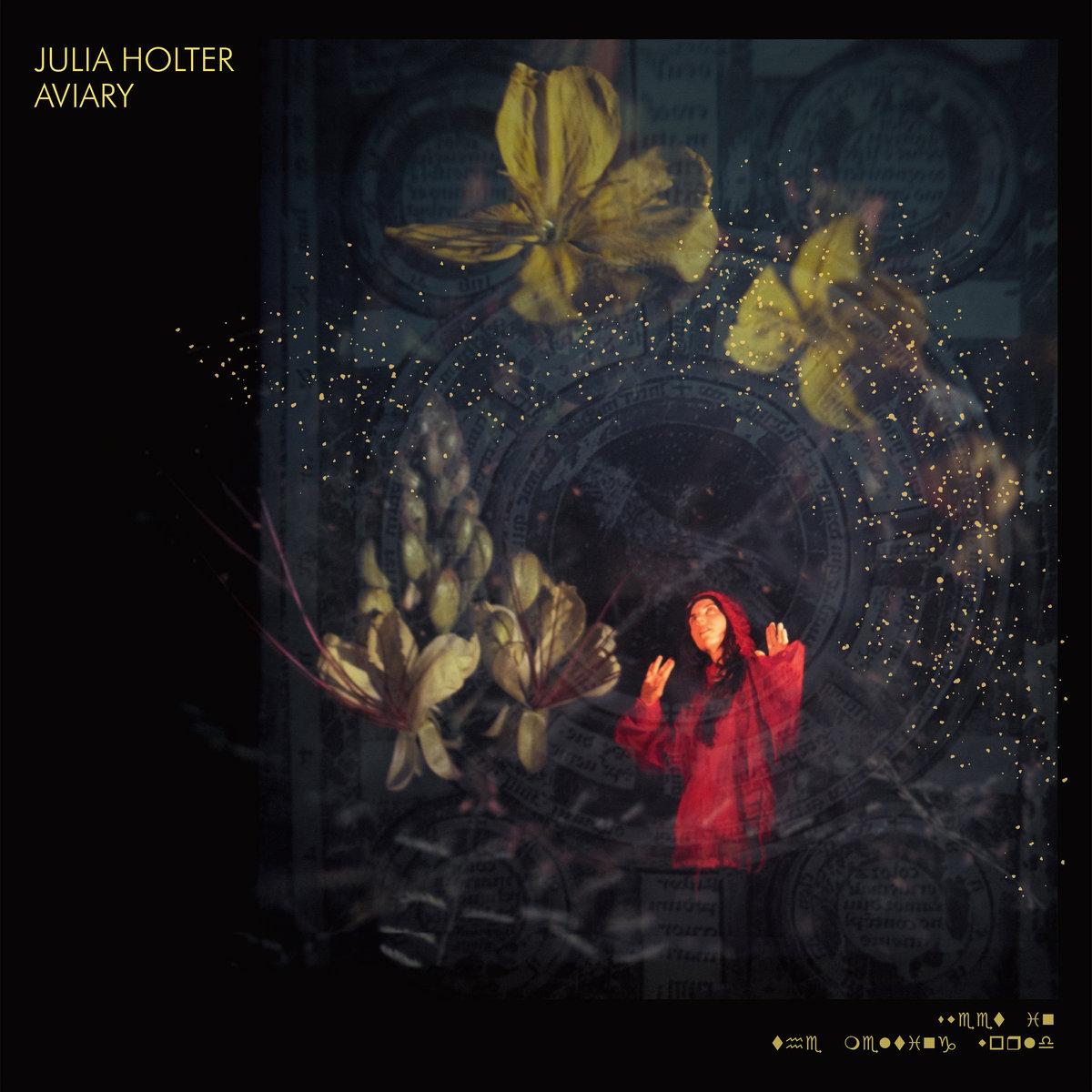 джулия холтер julia holter aviary рецензия альбом 2018