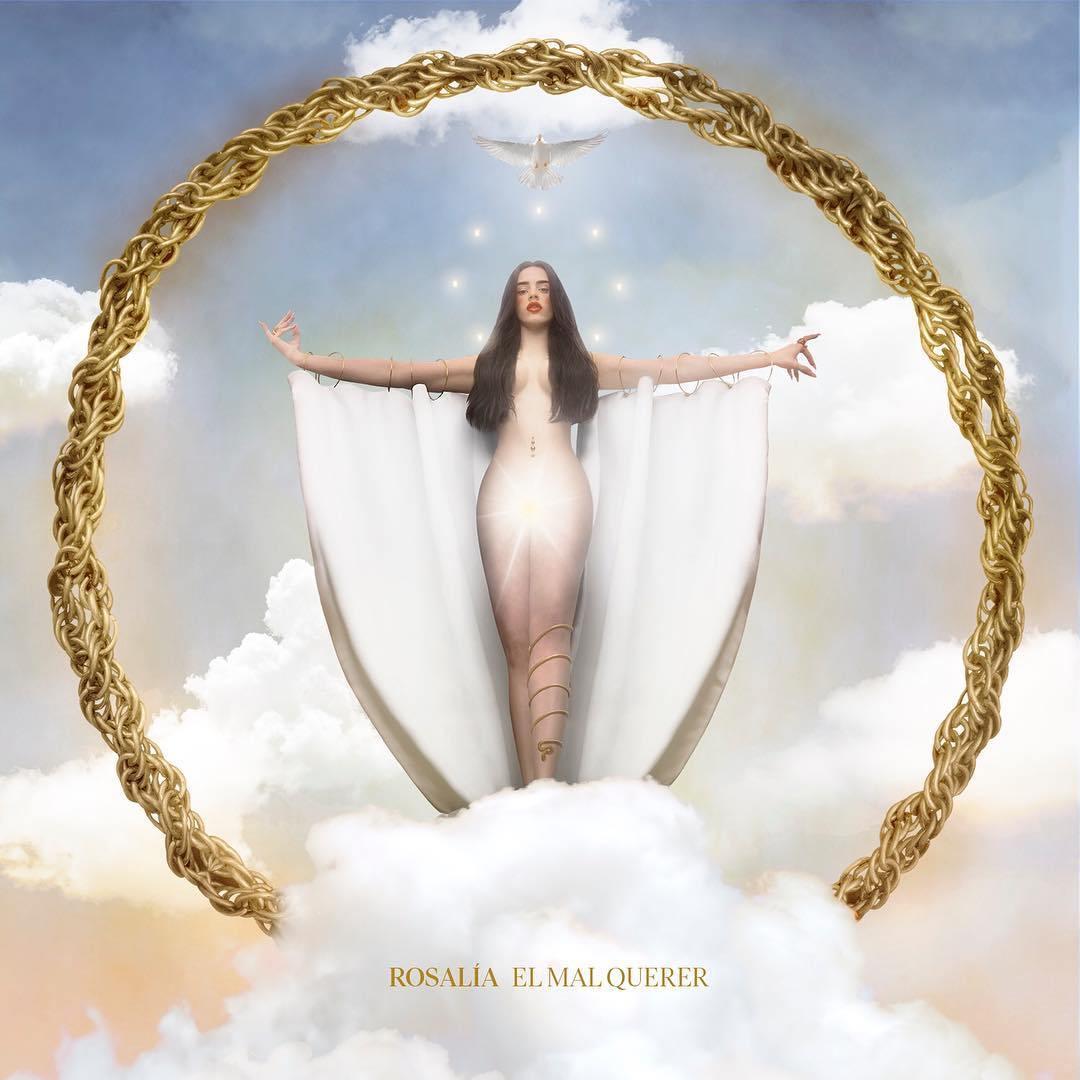 rosalia el mal querer росалия альбом фламенко 2018