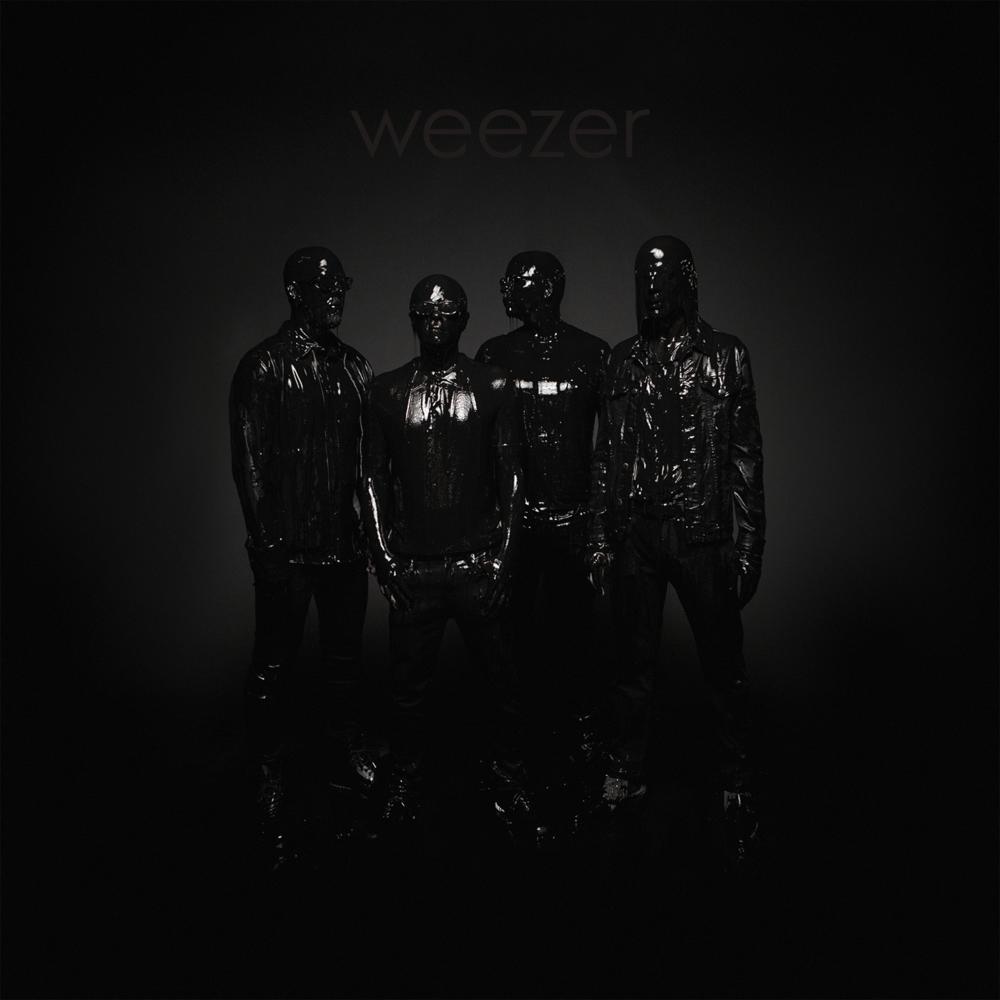 weezer black album cover 2019