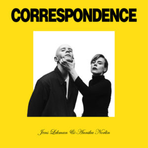 йенс лекман анника норлин correspondence альбом 2019