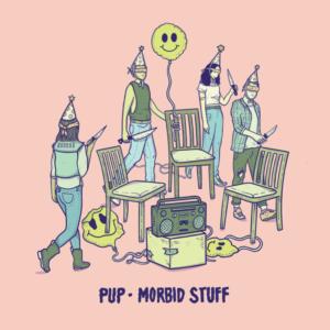 pup morbid stuff альбом 2019
