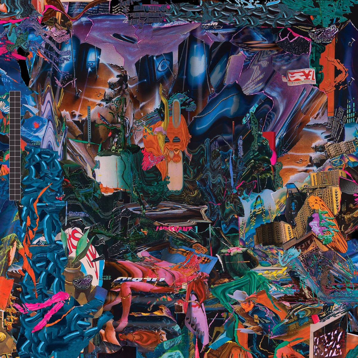 black midi cavalcade лучший альбом 2021
