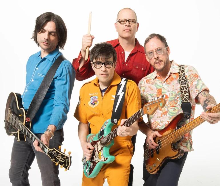 weezer группа риверс куомо фото 2021