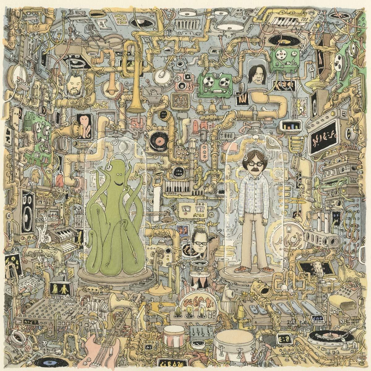weezer группа альбом ok human рецензия обзор 2021